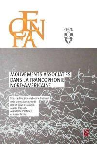 Mouvements associatifs dans la francophonie nord-américaine