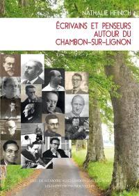 Ecrivains et penseurs autour du Chambon-sur-Lignon, 1925-1950