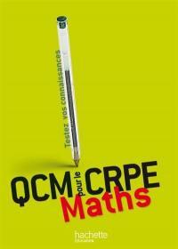 QCM pour le CRPE, maths