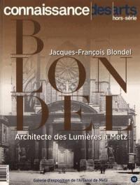 Jacques-François Blondel, architecte des Lumières à Metz : Galerie d'exposition de l'Arsenal de Metz