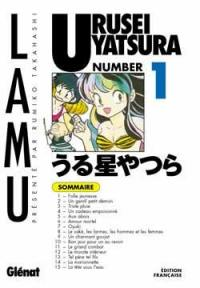 Urusei Yatsura. Volume 1