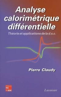 Analyse calorimétrique différentielle