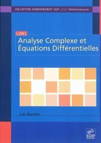 Analyse complexe et équations différentielles