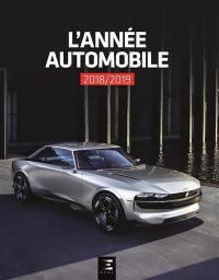 Année automobile (L') = Auto-Jahr = Automobile year. n° 66, L'année automobile 2018-2019