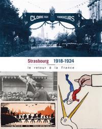 Strasbourg, 1918-1924