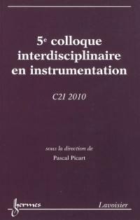 5e Colloque interdisciplinaire en instrumentation