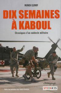 Dix semaines à Kaboul