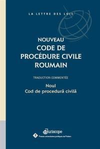 Nouveau code de procédure civile roumain