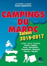 Campings du Maroc