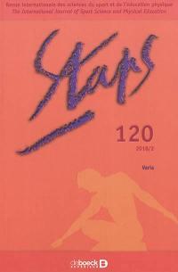 Staps. n° 120
