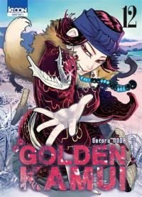 Golden kamui. Volume 12, Golden kamui