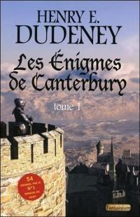Les énigmes de Canterbury. Volume 1, 54 énigmes par le n°1 mondial du sujet