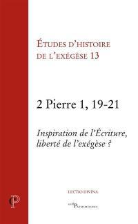 2, Pierre, 1, 19-21