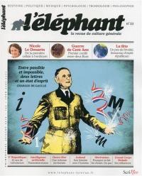 Eléphant (L') : la revue. n° 23