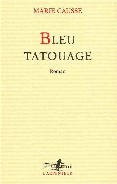 Bleu tatouage