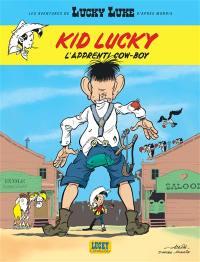 Les aventures de Kid Lucky. Volume 1, L'apprenti cow-boy