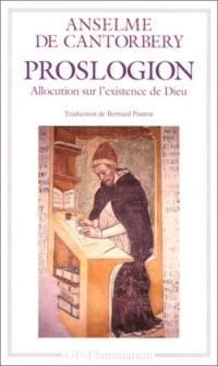 Proslogion; Réfutation par Gaunilon et de la réponse d'Anselme