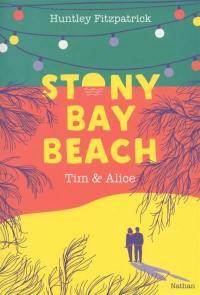 Stony bay beach, Tim & Alice