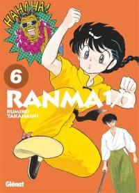 Ranma 1-2. Volume 6, Ranma 1-2