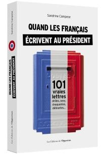 Quand les Français écrivent au Président