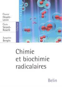 Chimie et biochimie radicalaires