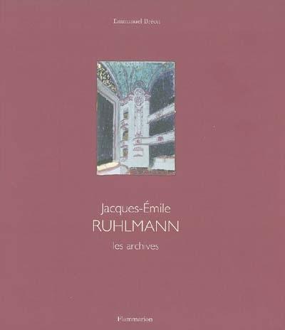 Jacques-Emile Ruhlmann
