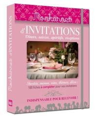 Monkarnet d'invitations