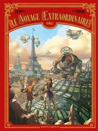 Le voyage extraordinaire. Volume 2,
