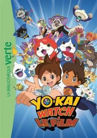 Yo-kai watch, Le roman du film