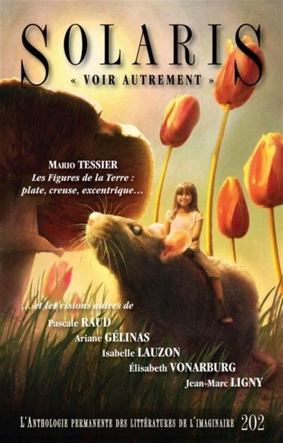 Solaris  : l' Anthologie permanente des littératures de l'imaginaire. Volume 202