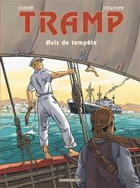Tramp. Volume 11, Avis de tempête