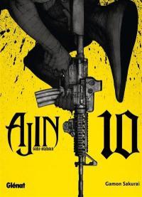 Ajin : semi-humain. Volume 10