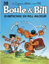 Boule et Bill. Volume 38, Symphonie en Bill majeur