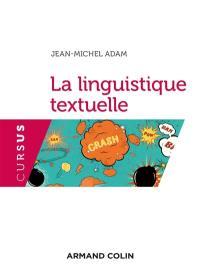 La linguistique textuelle
