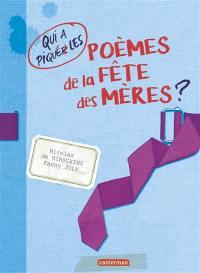 Qui a piqué les poèmes de la fête des mères ?