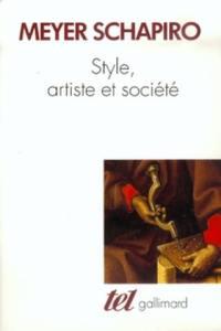 Style, artiste et société