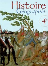 Histoire, géographie, 4e