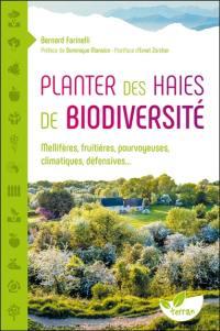 Planter des haies de biodiversité
