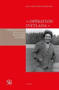 Opération Svetlana