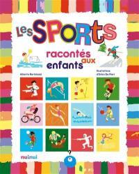 Les sports racontés aux enfants