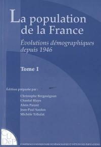 La population de la France