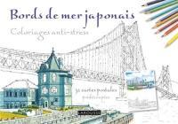 Bords de mer japonais : 32 cartes postales prédécoupées