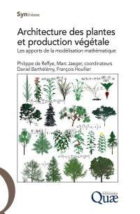 Architecture des plantes et production végétale : les apports de la modélisation mathématique