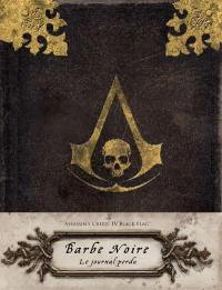 Assassin's creed IV Black flag : Barbe Noire : le journal perdu