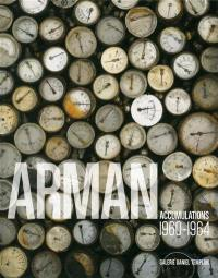 Arman : accumulations, 1960-1964