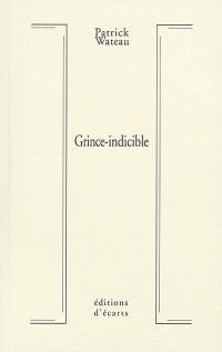 Grince-indicible