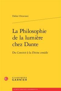 La philosophie de la lumière chez Dante