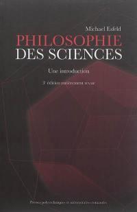 Philosophie des sciences : une introduction