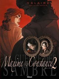 La guerre des Sambre, Maxime & Constance. Volume 2, Le petit jour de la mariée : hiver 1781