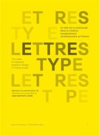 Lettres type